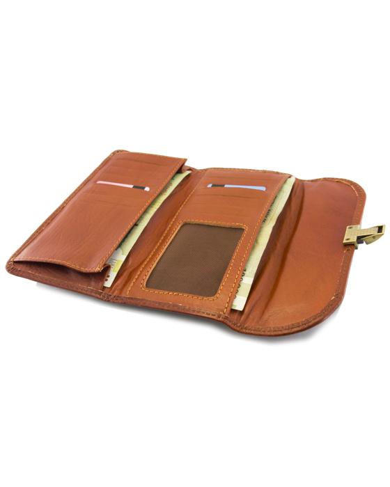 کیف دستی چرم طبیعی