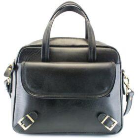 کیف دوشی روزمره چرم طبیعی زنانه