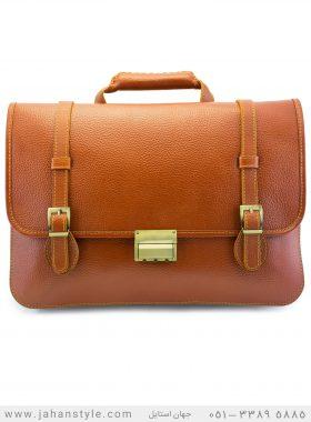 کیف اداری چرم طبیعی
