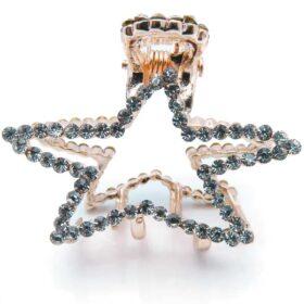 کلیپس نقره ای طرح ستاره