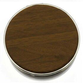آینه کیفی طرح چوب