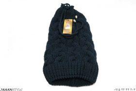 کلاه آبی نفتی دخترانه و پسرانه (اسپرت)