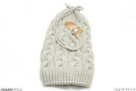 خرید کلاه خاکستری روشن دخترانه و پسرانه (اسپرت)