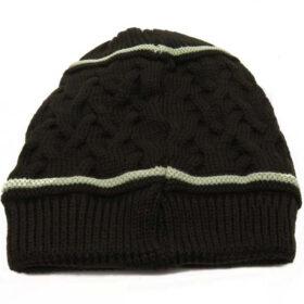 کلاه قهوه ای پسرانه و مردانه