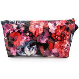 کیف آبرنگی گلدار