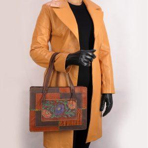 خرید کیف چرم زنانه در مشهد